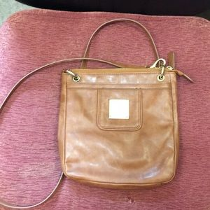 Miche tan and gold Hip Bag